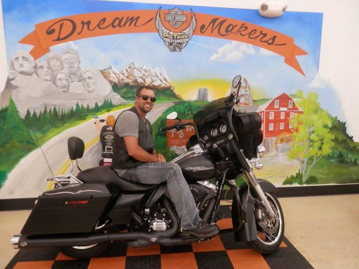 Harley Davidson Congratulations New Bike